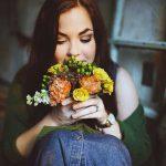 Blumenversand in Russland für russische Frauen