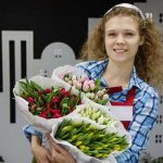 Bloemen bezorgen Rusland